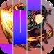 Super Piano Anime  Kimetsu For Demonic Slayer S2 - Androidアプリ