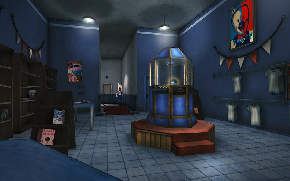 Captura 5 de Ice Scream 4: La Fábrica de Rod para android