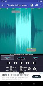 Ringtone Maker – create free ringtones from music 2.7.0 Apk 2