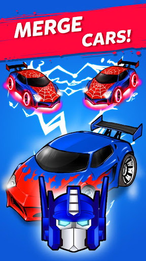 Merge Battle Car: Best Idle Clicker Tycoon game 2.3.1 screenshots 7