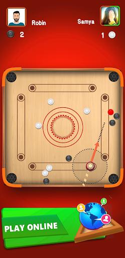Carrom Star : Multiplayer Carrom board game 1.8 screenshots 3