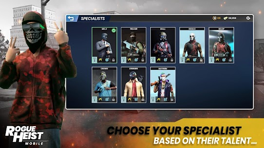 Rogue Heist APK Download For Android 1