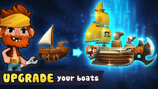 Pirate Power 1.2.120 APK + Mod (Unlimited money) for Android