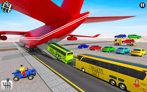 Crazy Car Transport Truck:New Offroad Driving Game 1.32 Screenshots 11