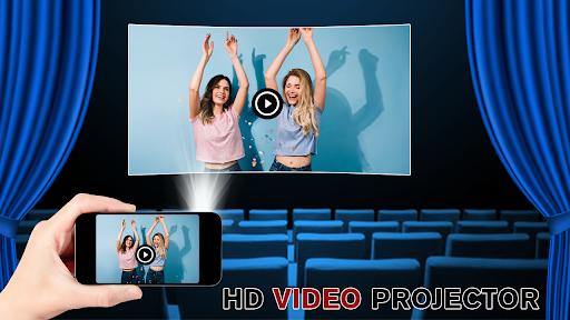 HD Video Projector Simulator  screenshots 1