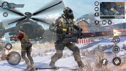 Free Gun Shooter Games: New Shooting Games Offline 1.9 screenshots 8