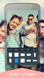 KVAD Camera + v1.10.1 MOD APK – best selfie app, cute selfie, Grids 3