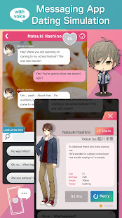 Otome Chat Connection - Chat App Dating Simulation