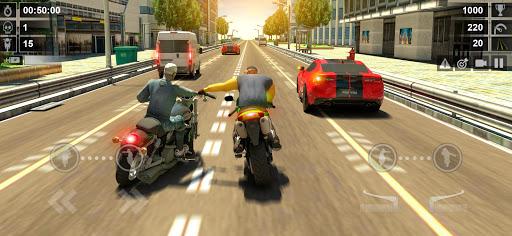 Road Rash 3D: Smash Racing apkpoly screenshots 11