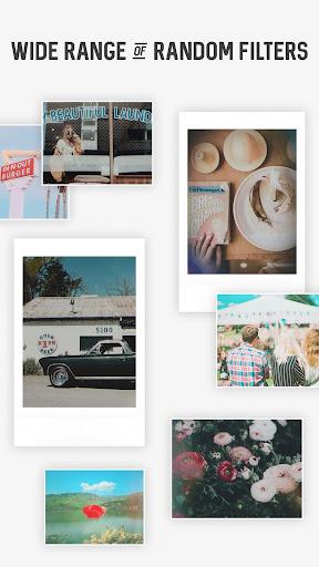 InstaMini - Instant Cam, Retro Cam  Screenshots 1
