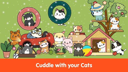 My Cat Townud83dude38 - Free Pet Games for Girls & Boys android2mod screenshots 18