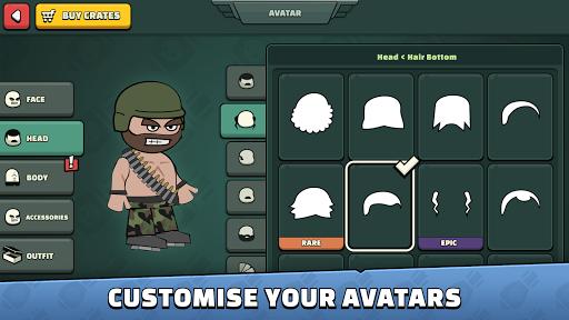 Mini Militia - Doodle Army 2 screenshots 4