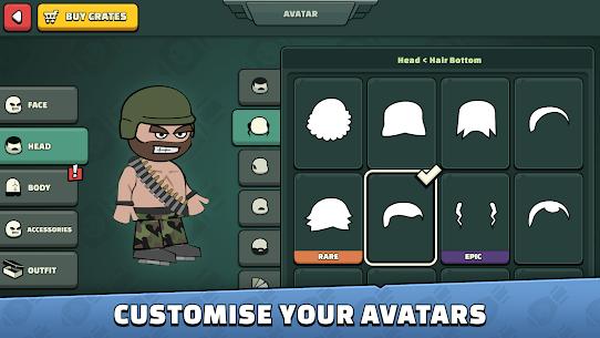 Mini Militia – Doodle Army 2 APK 4