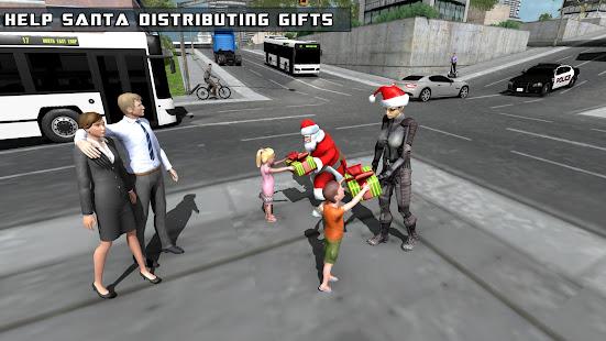 Flying Girl Rope Hero Spider Swing Game 1.3.1 screenshots 5