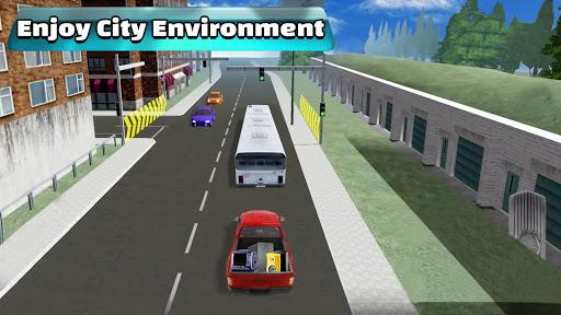 City Computer & LCD Cargo Transport 2019 1.2 screenshots 7