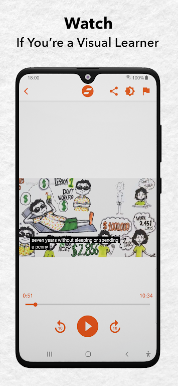 StoryShots - Book Summaries & Free Audio Books poster 4