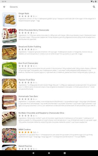 Recipes for Dinner 5.07 Screenshots 8