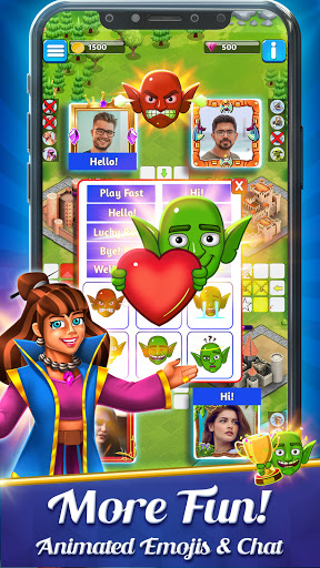 Ludo Emperoru2122: The Clash of Kings(Free Ludo Games) 1.2.3 screenshots 2