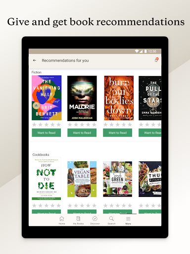 Goodreads 2.24.1 Build 2 screenshots 12
