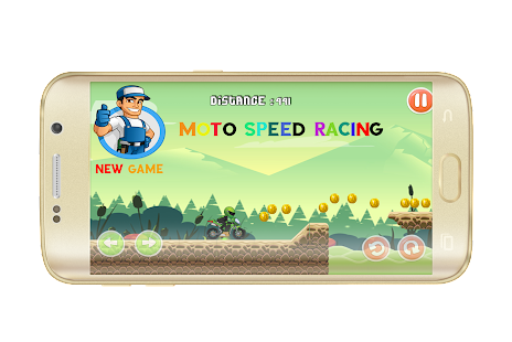 New Moto Speed Rasing Screenshot