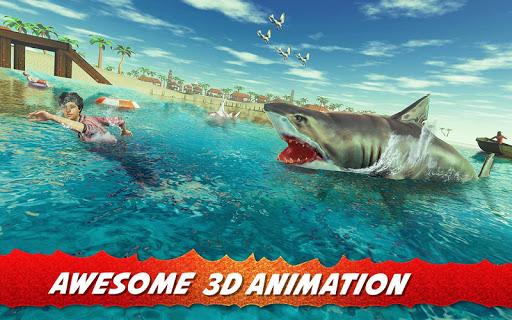 Angry Shark Ocean Simulator  screenshots 12