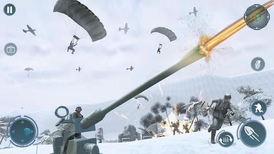 Call of Sniper World War: Special Forces WW2 Mod Apk (God Mode) 4