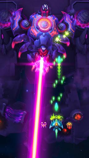 Code Triche Space Shooter: Galaxy Wars - Alien War apk mod screenshots 1