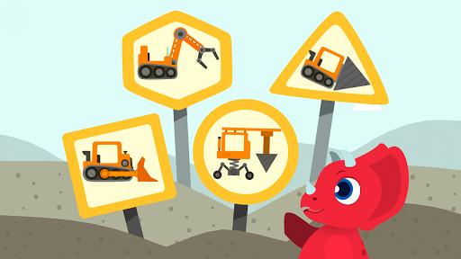 Dinosaur Digger 2 - Truck Simulator Games for kids  screenshots 1