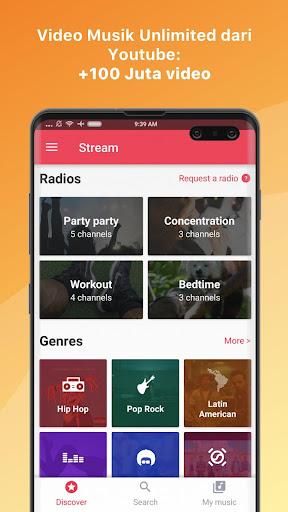 Stream: musik gratis