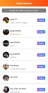 InsPlus – Unfollowers for Instagram 1.2.3 Mod APK Latest Version 3