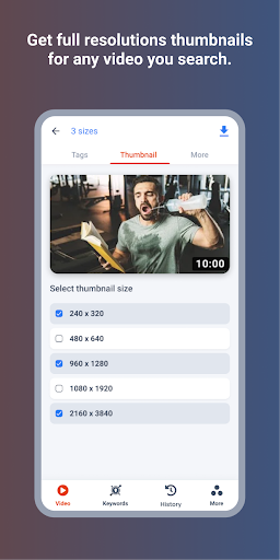 Youtags Pro: Find Tags for Videos, SEO Tags Finder apktram screenshots 4