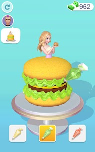 Icing On The Dress For Android (MOD, Unlimited Money) 7