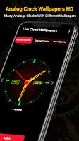 Smart watch wallpapers : Clock Live Wallpapers HD
