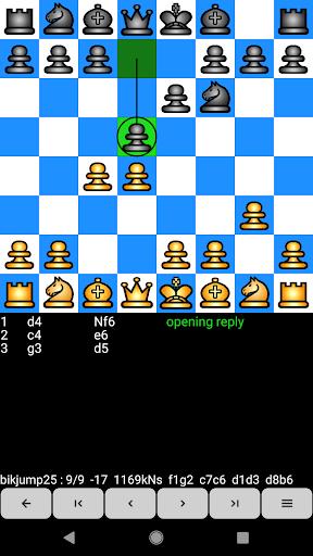BikJump Chess Engine  screenshots 2