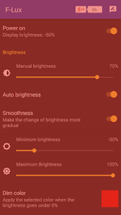 Screen Brightness Control Patched APK 4
