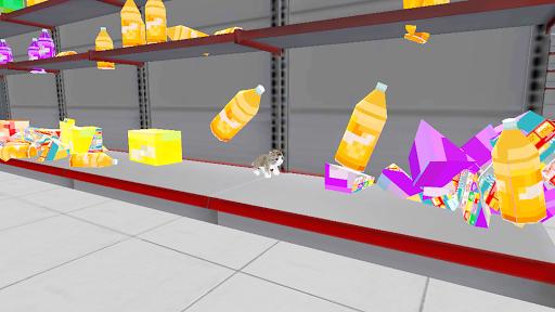 Kitten Cat Craft:Destroy Super Market Ep2 screenshots 9