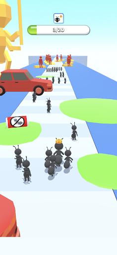 Tiny Run 3D  screenshots 1