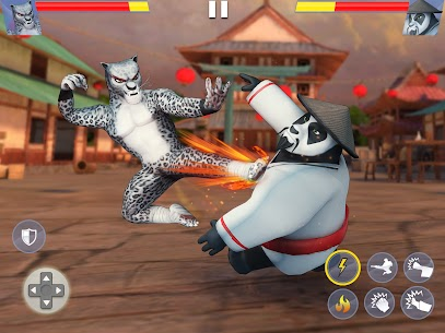 Kung Fu Animal Fighting Games: Wild Karate Fighter Mod Apk 1.1.9 (Unlimited Money) 6