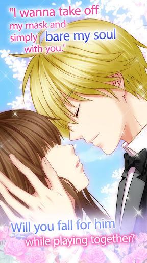 Code Triche Otome Game - High School Love (Astuce) APK MOD screenshots 2