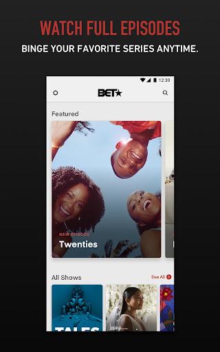 BET NOW - Watch Shows  screenshots 1