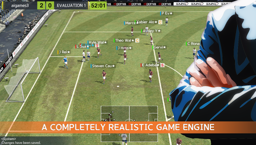 DREAM SQUAD 2 - Football Club Manager 1.2.1 screenshots 8
