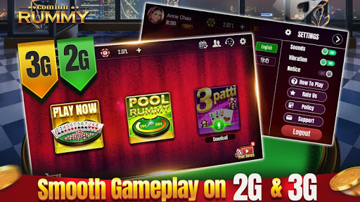 Indian Rummy Comfun-13 Cards Rummy Game Online 6.3.20201221 screenshots 8