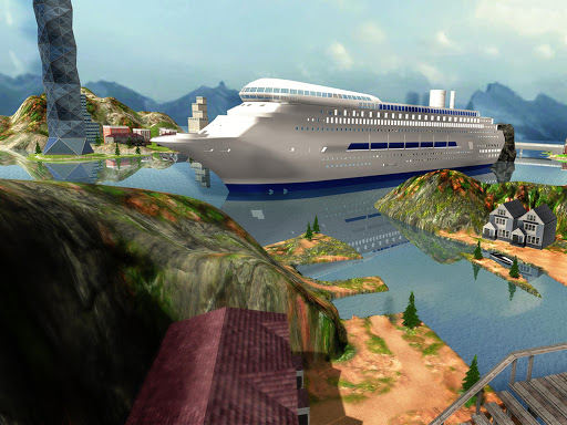 Transport Cruise Ship Game Passenger Bus Simulator 3.0 screenshots 6