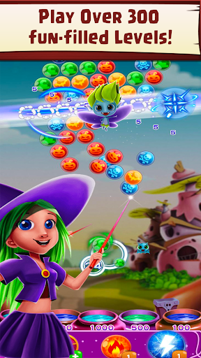 WitchLand - Bubble Shooter 2021 1.0.24 screenshots 4
