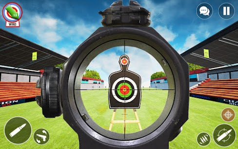 3D Shooting Games: Real Bottle Shooting Free Games 2