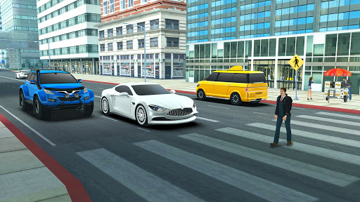 Driving Academy: Car Games & Driver Simulator 2021 android2mod screenshots 12