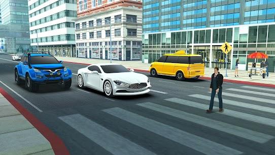 Driving Academy: Car Games & Driver Simulator 2021 Mod 3.0 Apk [Unlimited Money] 4