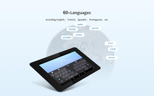 GO Keyboard Lite - Emoji keyboard, Free Theme, GIF 3.23 Screenshots 8