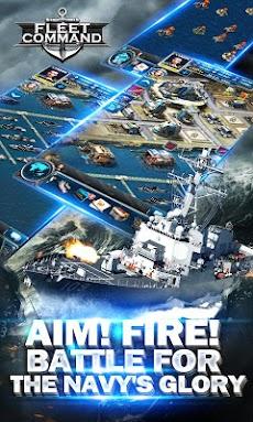 Fleet Command – Kill enemy ship & win Legion Warのおすすめ画像4
