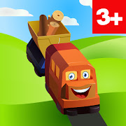 Happy Train for Toddlers